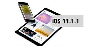 Apple ចេញកំណែ iOS 11.1.1 ដើម្បីជួសជុលបញ្ហា keyboard auto-correct និងបញ្ហា Hey Siri មិនដំណើរការ។