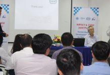 វគ្គបណ្ដុះបណ្ដាល IT Instructor Training IP Course ដែលចាប់ផ្ដើមពីថ្ងៃទី២២ ខែមករា ដល់ថ្ងៃទី១ ខែកុម្ភៈ ឆ្នាំ២០១៨ នាមជ្ឈមណ្ឌលបណ្ដុះបណ្ដាលជំនាញវិជ្ជាជីវៈនៃវិទ្យាស្ថានជាតិប្រៃសណីយ៍ ទូរគមនាគមន៍ បច្ចេកវិទ្យាគមនាគមន៍ និងព័ត៌មាន។