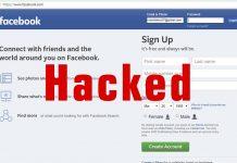 របៀបទាញយកគណនីហ្វេសប៊ុកដែលត្រូវគេលួច (Facebook Account Hacked) យកមកវិញ។