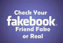គន្លឹះឆែកមើលមិត្តភ័ក្ដិក្នុងហ្វេសប៊ុកថាជាគណនីក្លែងក្លាយ (Fake Account) ឬពិត។