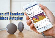 របៀបបិទដំណើរការវីដេអូដោយស្វ័យប្រវត្តិនៅលើហ្វេសប៊ុក (Facebook Videos Autoplay)។