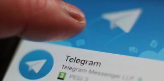 កម្មវិធីផ្ញើសារ Telegram នៅលើ App Store។