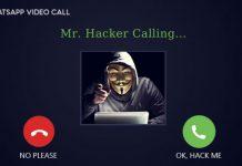 WhatsApp Video Calling Hack