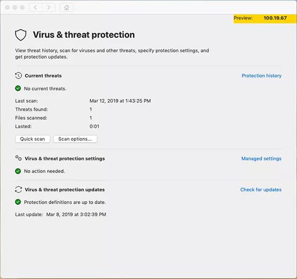 Microsoft Defender Advanced Threat Protection (ATP)